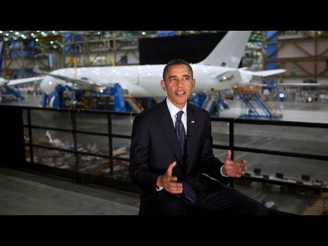 Weekly Address: Continuing to Strengthen American Manufacturing