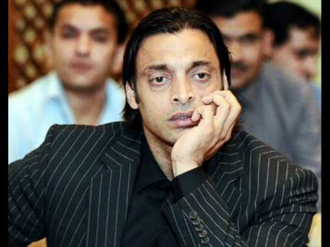 badshah of the cricket shoaib akhtar
