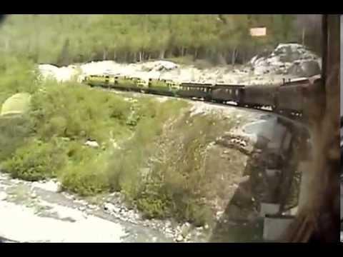 White Pass Scenic Railway - Skagway, Alaska