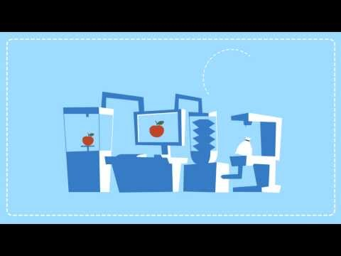 Funk-e animation: Perfotec's Packaging Technology - Winner Accenture Green Tulip 2012