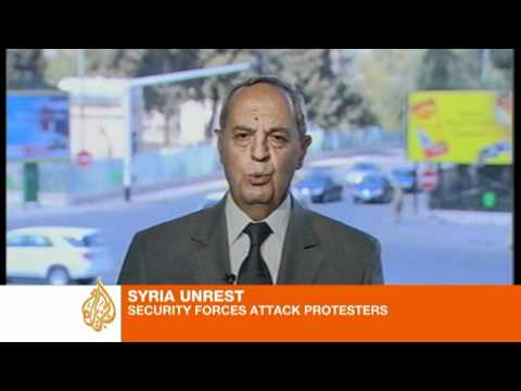 Syria unrest continues