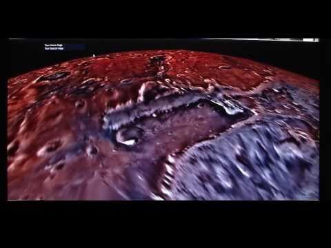 Il world wide telescope per vedere stelle, galassie e Marte in 3D