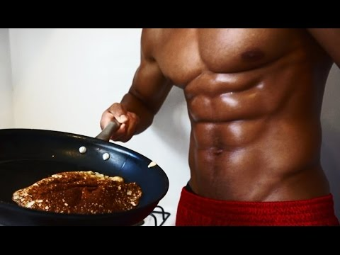 "#KillerCarterCooking ""FlapJACKED"" protein pancakes (Big Brandon Carter)"