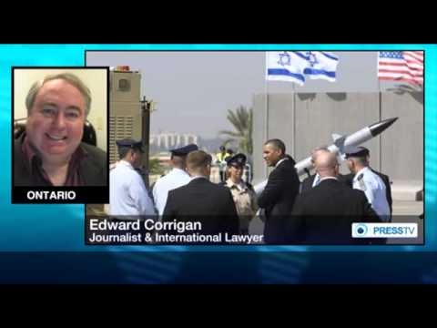 US granted Israel 'blank check' to commit crimes: Journalist    (Scandal)  7/19/14