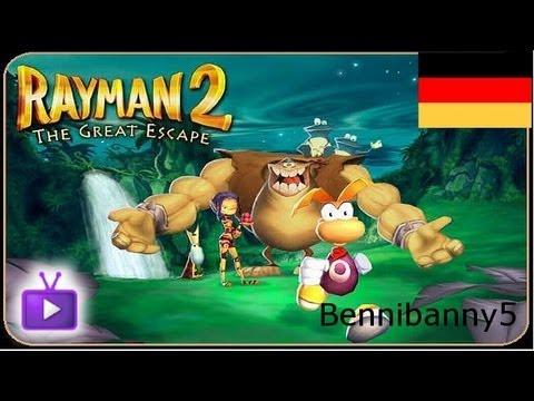 Rayman 2 - Anfang einer großen Reise - ft. Bennibanny5 - TGN