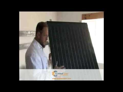 TitanPower Plus-SU2 Solar Thermal Flat Plate Collector