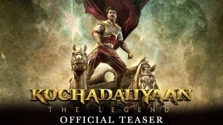 Kochadaiiyaan The Legend Teaser