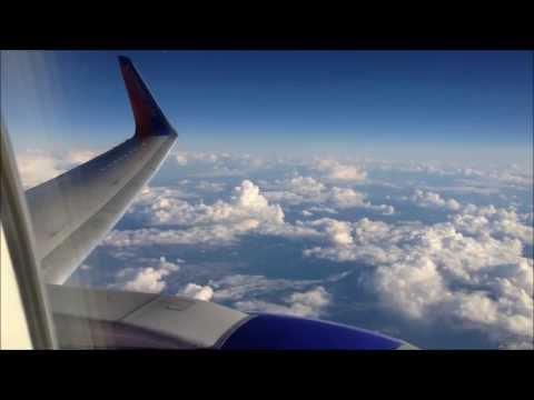 Southwest Airlines Full Flight: SLC-PDX