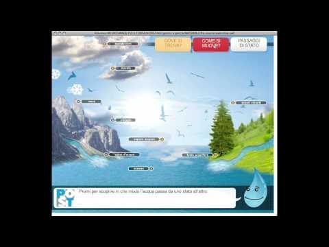 2006/06 - Goccio e il ciclo dellacqua