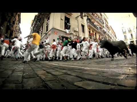 Encierro: Bull Running in Pamplona 3D - trailer Nederlands