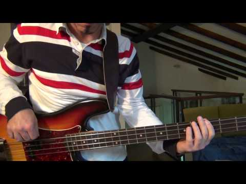 John Mayer - Assassin - Bass play along - Pino Palladino