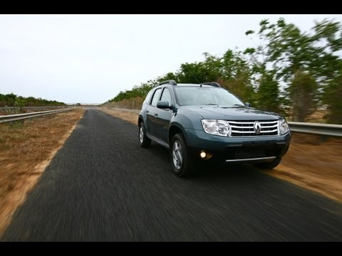 Renault Duster walkaround on OVERDRIVE