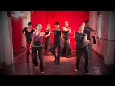 Danza Conmigo El Documental, Trailer Oficial HD 2011 Flamenco Academia Españoleto