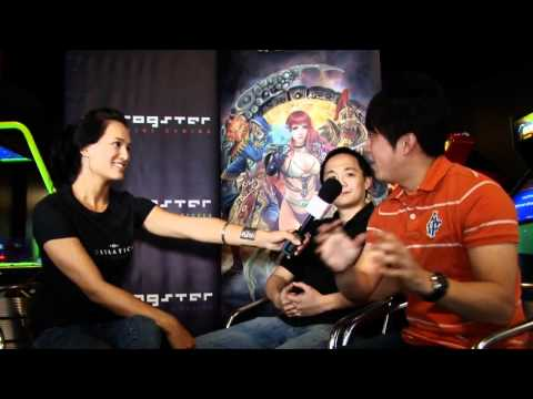 ★ E3 - Runes of Magic - President and VP (Tang Brothers) interview, E3 2010 - TGN.TV