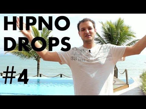 HipnoDrops #4 - Respondendo as indagações dos coleguinhas (hipnose)