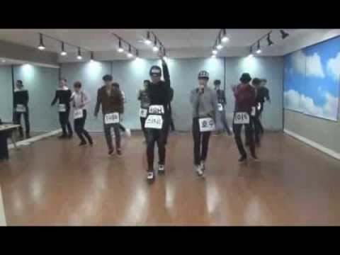Christmas Day (Dance Practice Version)