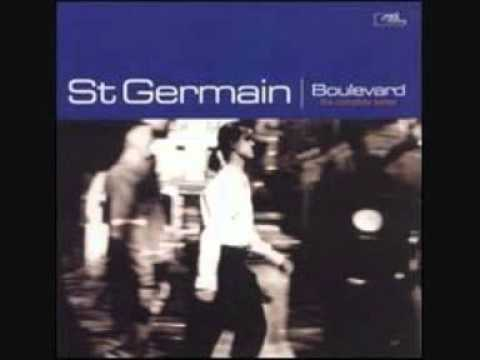 St. Germain - Street Scene (4 Shazz)