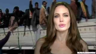 Angelina Jolie Message : World Refugee Day 2012