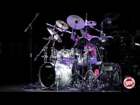 Akira Jimbo Drum Solo - Melbourne 2011