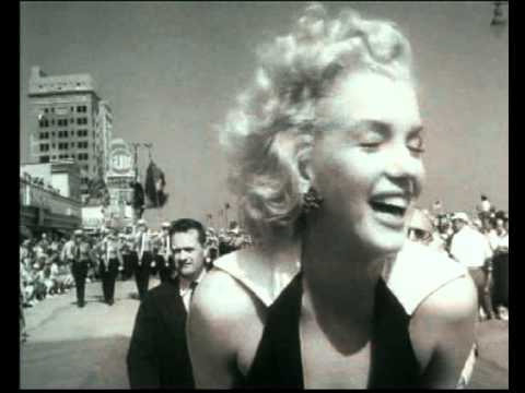 Marilyn Monroe - 1952 Miss America Pageant Grand Marshall