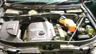 ДВС (Двигатель) Audi A6 (C5) Артикул 900050328 - Видео