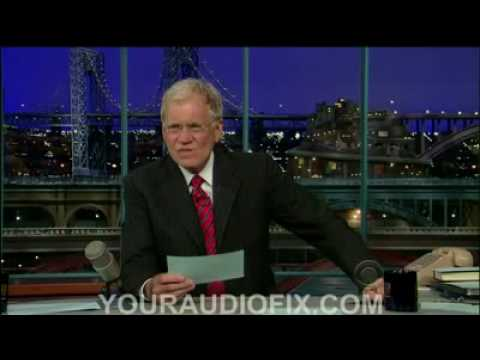 Eminem's Top Ten Pieces Of Advice for the Kids (DAvid Letterman full)