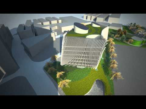 Designing Sustainability series by Bioarchitecture Formosana #1-1-LIBRARY