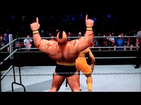 WWE SmackDown Vs. RAW 2011 - Street Fighter CAW Trailer - Available Now To Download (by jim784m)