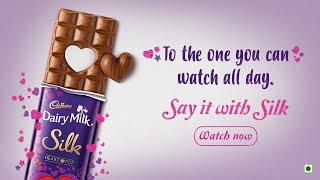 Cadbury Silk Valentine\'s Day #PopYourHeartOut
