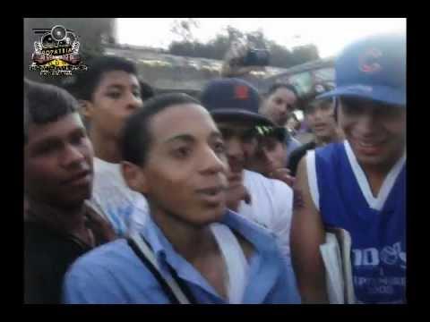 ETP - HipHop Venezolano - Batallas De La Ghia Caricuao - Semi Final & Final