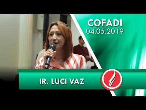Luci Vaz | A vontade de Deus | Is 40.28-31 | 04 05 2019