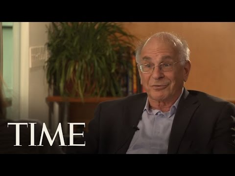 10 Questions for Nobel Laureate Daniel Kahneman