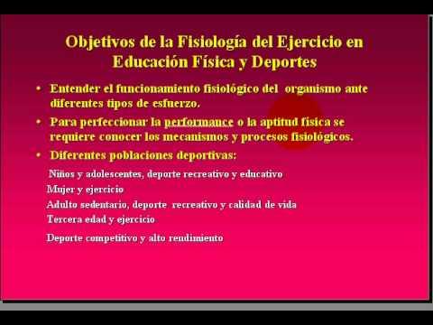 FISIOLOGIA DEL EJERCICIO 2009 - 3
