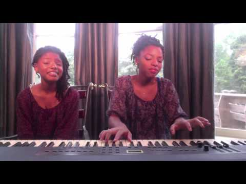 Rihanna - Diamonds COVER @chloeandhalle