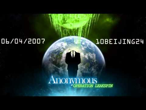 Anonymous OP Leakspin - 07TALLINN366 ESTONIAS CYBER ATTACKS WORLDS FIRST VIRTUAL (WAR)
