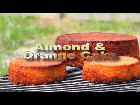 Almond Orange Cake Recipe - So crazy it works