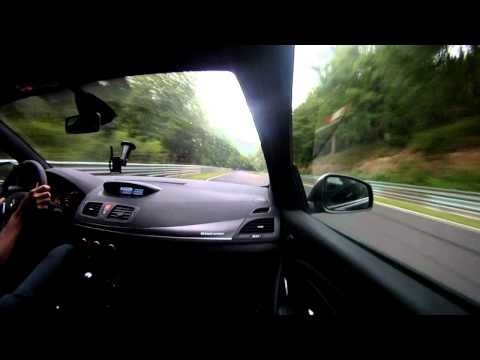 Renault Sport Megane RS 250 Cup KW Clubsport BTG 7:57 ( GoPro HD )