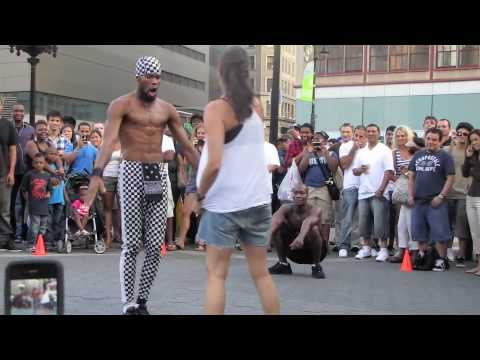 Union Square Park - Street Performers