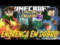 Minecraft: Liga dos Lendários 2 - Encrenca! [4]