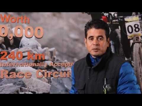 Yak Ru Race Marketing Director Sunil Sharma