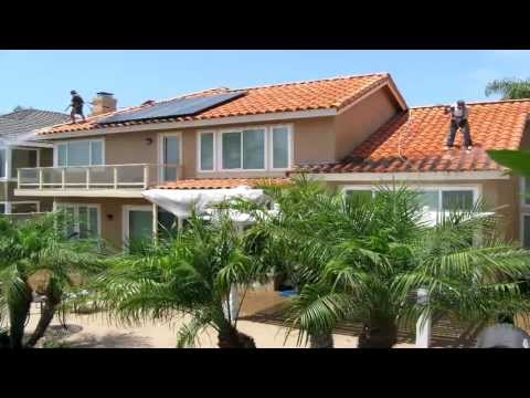Roof Cleaning San Clemente Customhomedetailing.com