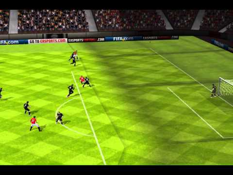 FIFA 13 iPhone/iPad - Juventus vs. Manchester Utd