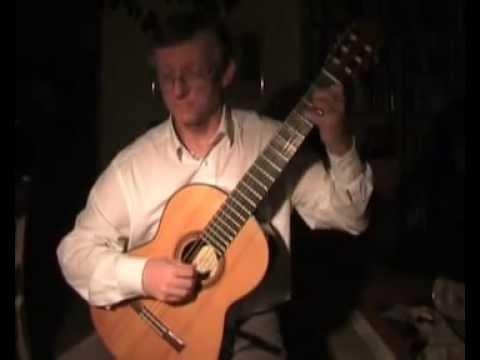 Astor Piazzolla: Milonga del Angel (arr. Per-Olov Kindgren)