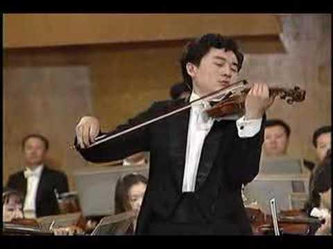 Butterfly Lovers violin Concerto 2nd 梁祝小提琴協奏曲:第二樂章
