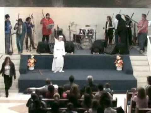 Teatro - dia do Pastor