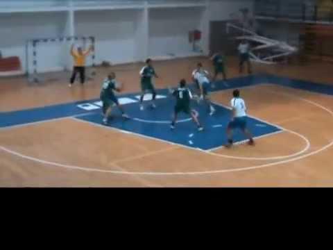 09-10 7.kolo Rk Gospić - Rk Buje `53 31.10.2009.