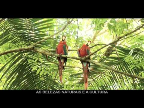Documentário feito pela Prefeitura de Manaus sobre o turismo na cidade de Manaus