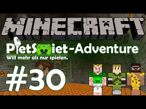 Let's Play Minecraft Adventure-Maps [Deutsch/HD] - PietSmiet-Adv #30