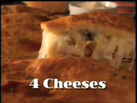 Classic Mazzios Commercial as Stromboli Quattro Dancer