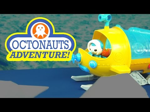 The Octonauts Adventures Gup S and the Trapped Narwhal